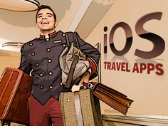 These 14 iOS travel apps will make your iPhone, iPad touch or iPad a more valuable travel companion. They'll help you book your trip, plan your itinerary, navigate unfamiliar streets, convert foreign currencies and much more.