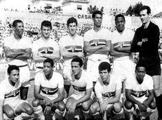 Em pé: Renato, Edilson, Roberto Dias, Lourival, Jurandir e Picasso. Agachados: Walter Zum-Zum, Adilson, Djair, Nenê e Paraná.