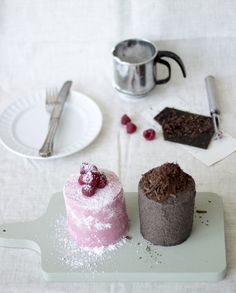 """This is recipe for """"Mini Malt Cakes"""" from always with butter"""