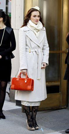 Leighton Meester - as Blair Waldorf...