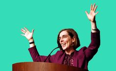 Kate Brown Becomes Governor After John Kitzhaber Resigns - Atlantic Mobile - America's First Openly Bisexual Governor