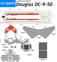 Douglas Aircraft, Map, Planes, Location Map, Maps