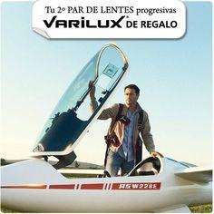 Promoción lentes progresivas Varilux