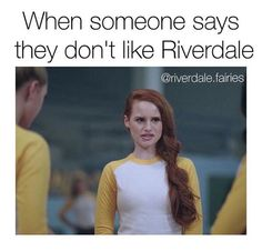 Read from the story Riverdale Memes (Book by bugheadthefirst with 180 reads. The post Riverdale Memes (Book – appeared first on Riverdale Memes. Memes Riverdale, Bughead Riverdale, Riverdale Funny, Riverdale Poster, Riverdale Theories, Watch Riverdale, Riverdale Fashion, Riverdale Cheryl, Archie Comics