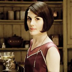 """What's going to happen in Downton Abbey series 6: Lady Mary: might be """"never short of a suitor or two"""", but season six is not all about romance, says Michelle Dockery: """"Mary is just trying to find happiness within herself - it's not just about finding the right man. She goes through quite an interesting time in her life in this series. She just wants to be content, I think, and happy. She's always just chasing the happy."""" .."""