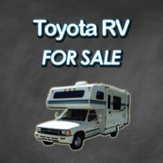 Classic Toyota Class C RV North American Classifieds - 1990 Winnebago Warrior Motorhome For Sale by Owner in Tallahassee, Florida. Audi Rs3, Toyota Motorhome, Mini Motorhome, Toyota Camper, Toyota Prius, Florida Camping, Rv Camping, Toyota Dolphin, Logo Audi