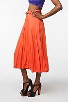 Cheap Monday Kari Maxi Skirt  #UrbanOutfitters