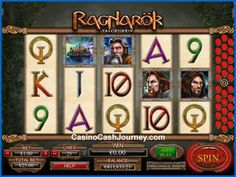 Genesis Gaming announced that one of its most popular video slot games, titled Ragnarok Fall of Odin, is now available via Microgaming Quickfire network. Read more at http://blog.casinocashjourney.com/2015/07/13/genesis-gamings-ragnarok-slot/