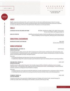Subdued clean lines with a hint of color After completing your transaction, you'll be prompted to upload your resume content and can provide any special instructions. If you've chosen a custom color… Manager Resume, Resume Cv, Resume Tips, Resume Writing, Resume Design, Sample Resume, Cv Design, Cv Tips, Resume Ideas