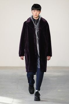 View the full Patrik Ervell Fall 2017 menswear collection.