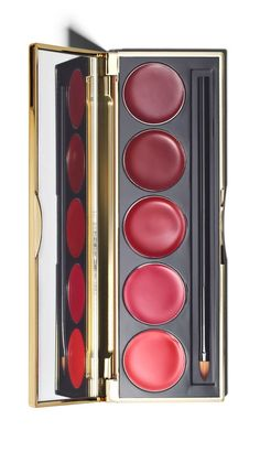 Sonia Kashuk Celebrating a Powerful Pout with The Fall Lip Palette