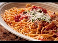Recipes | Tuna Marinara