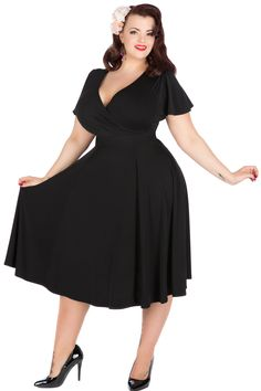 """The Spring/Summer 2016 Collection of the """"Lady Voluptuous"""" Lyra Dress - designed by..."""
