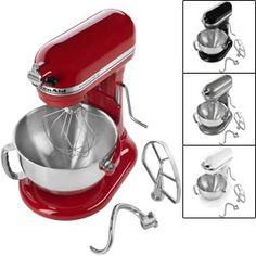 Kitchen Aid Professional mixer - sometimes dreams do come true ... ahh..
