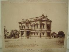 Mayo Hall in Bangalore 1878-79