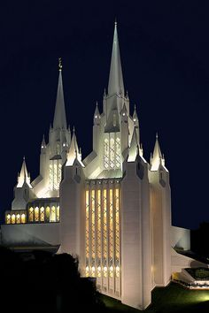 Painting a copy of this picture of the San Diego LDS Temple for my brother... Its taking a lot longer than I had thought, lol.