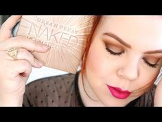 Tutorial using Urban Decay Naked Ultimate Basics palette by Vintage or Tacky