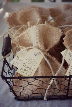 Burlap and Lace Baby Shower                                                                                                                                                                                 More