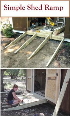 Building A Shed 530298924876963480 – There are two main things to consider for your shed ramp. Size and slope. Make sure to consider these when building a garden shed ramp. Source by ideas diy shed design shed diy shed ideas shed organization shed plans Backyard Storage Sheds, Backyard Sheds, Outdoor Sheds, Shed Landscaping, Outdoor Storage, Diy Shed Plans, Storage Shed Plans, Barn Storage, Barn Plans