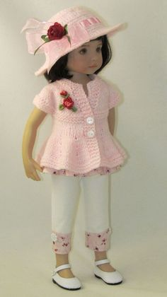 "OOAK Outfit for Effner 13"" Little Darling eBay. SOLD for $71.00 3/31/15."