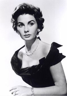British-American actress, Jean Simmons. A great ability to convey an extreme range of emotions with minimum effort