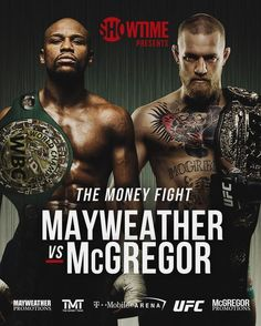 Floyd Mayweather Vs Conor McGregor So the BS world tour of the money fight, sorry I mean the Mayweather vs McGregor contest i. Floyd Mayweather, Mc Gregor Vs Mayweather, Mayweather Vs Mcgregor, Nate Diaz, Boxing Fight, Mma Boxing, Boxing Workout, Cm Punk, Usain Bolt