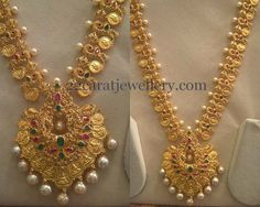 Lakshmi Peacock Trendy Uncut Set | Jewellery Designs