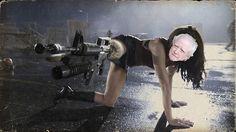 Walking Dead humor--Hershel