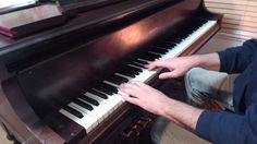 Piano: Technique: A Major Scales in contrary motion; parallel tenths, th...
