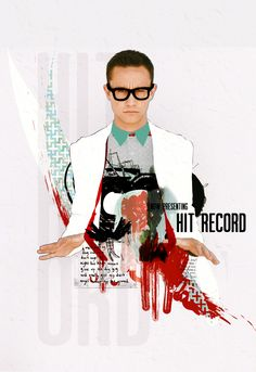 Joseph Gordon Levitt's HitRECord promotes the collaboration of all kinds of artists to tell stories.