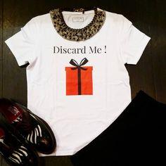Tshirt DISCARD ME #JOON