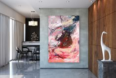 Items similar to Large Modern Wall Art Painting,art paintings,home decor modern,office wall art,textured art decor on Etsy Yellow Painting, Large Painting, Cheap Interior Wall Paneling, Gold Canvas, Extra Large Wall Art, Office Wall Art, Modern Wall Decor, Abstract Wall Art, Texture Art