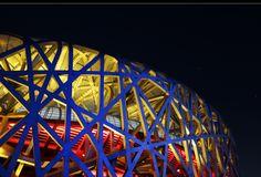 National Stadium,Chaoyang District,Beijing,China from Hobobe.com National Stadium, Beijing China, Fair Grounds
