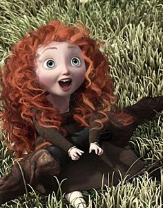 brave merida | Brave Little Merida