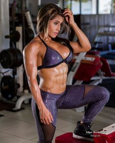 Only Ripped Girls Strong Women, Fit Women, Ripped Girls, Toned Women, Workout Pictures, Muscle Girls, Fit Chicks, Bikini Bodies, Sport Girl