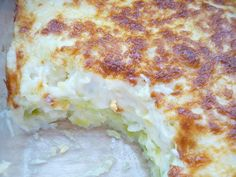 Rakott tojás (angol recept) - Gasztro a la Zsuzsi Lasagna, Quiche, Casserole, Food And Drink, Pizza, Yummy Food, Cheese, Cheddar, Ethnic Recipes