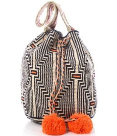 Nataly medium bucket bag