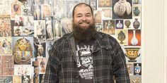 Meet the photographer with an epic beard who's soon to be a TCC grad Visual Arts Center, Epic Beard, Community College, Art Studios, Men Casual, Meet, Mens Tops, Artist Studios, College