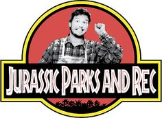 jurassic parks and rec by heartbreakings
