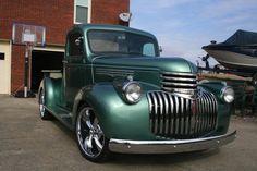 1941 Chevrolet Master Deluxe Truck