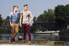 #stefanegio #amsterdam #photoshooting #adcampaign #fashion #mensfashion #menswear #fallwinter1314 #aw1314