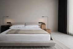 Home Decor Bedroom Bedroom Inspo, Home Decor Bedroom, Master Bedroom, Modern Bedroom Lighting, Classic Home Decor, Minimalist Bedroom, Bed Furniture, Bed Design, Interior Design