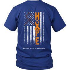 Multiple Sclerosis - Hope Flag