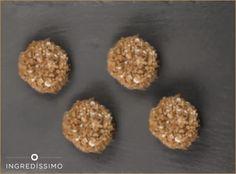 Trufas de queso con Caramelo Toffee Crunch #Ingredissimo #Receta