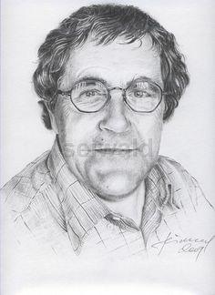 Luis Seiwald - Porträt - Bleistiftzeichnung - 2009
