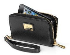 MICHAEL Michael Kors Essential Zip Wallet for iPhone 5 -  http://www.apple.com/s/AS4S3D4