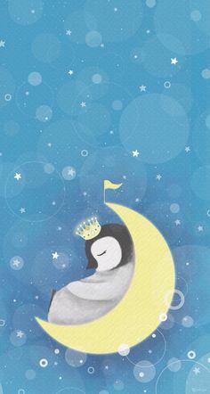 Dreaming penguin