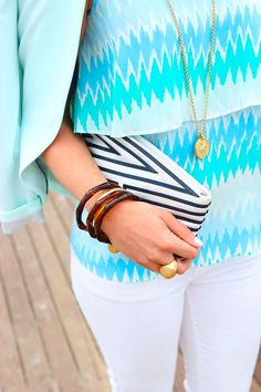 Beach inspired patterns. Cool Outfits, Fashion Outfits, Womens Fashion, Classy And Fabulous, Affordable Clothes, Fashion Prints, Chic, Spring Summer Fashion, Dress To Impress