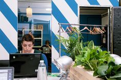 Coworking restyling in Florence by N_D creative
