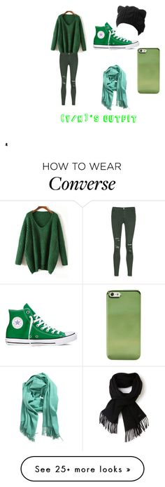 """Yn's outfit"" by vixenna on Polyvore featuring J Brand, Converse, Lacoste and Chicnova Fashion"